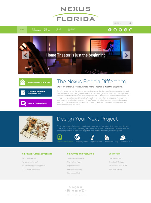 NexusFlorida HomePage